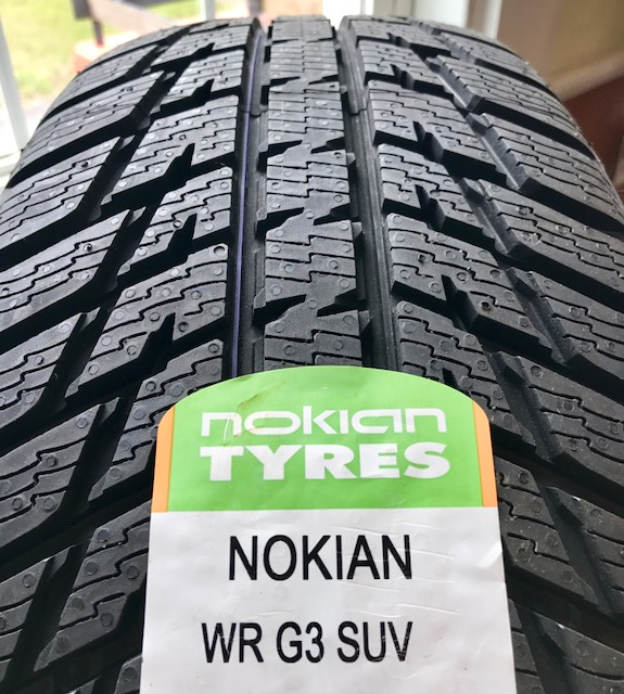 Why the Nokian WR G3 is the Perfect Tire  - Save 10% on Nokian Tires
